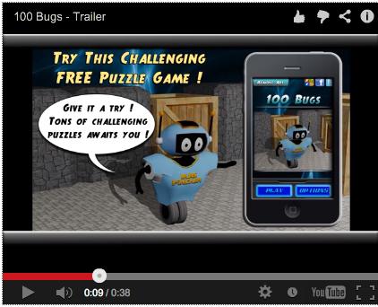 100 Bugs