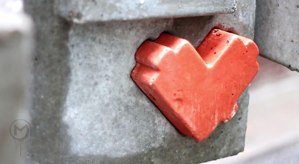 lovebot heart