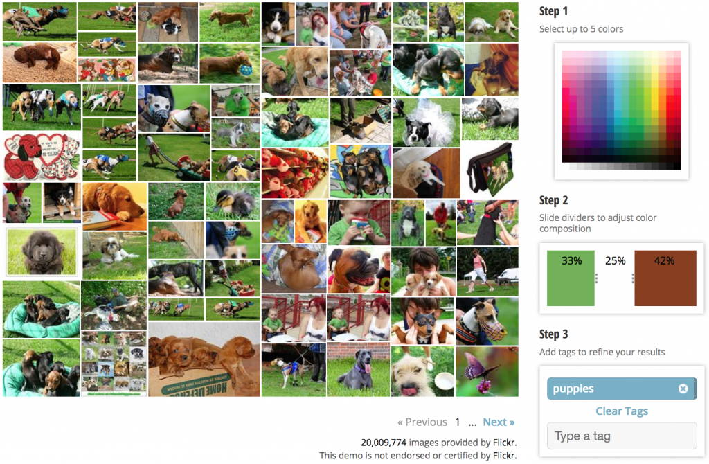 puppies, Tineye image search, MulticolorEngine