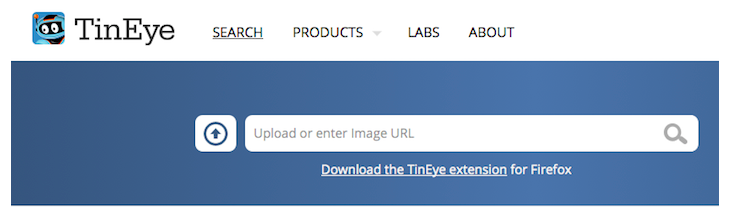 TinEye Search Methods