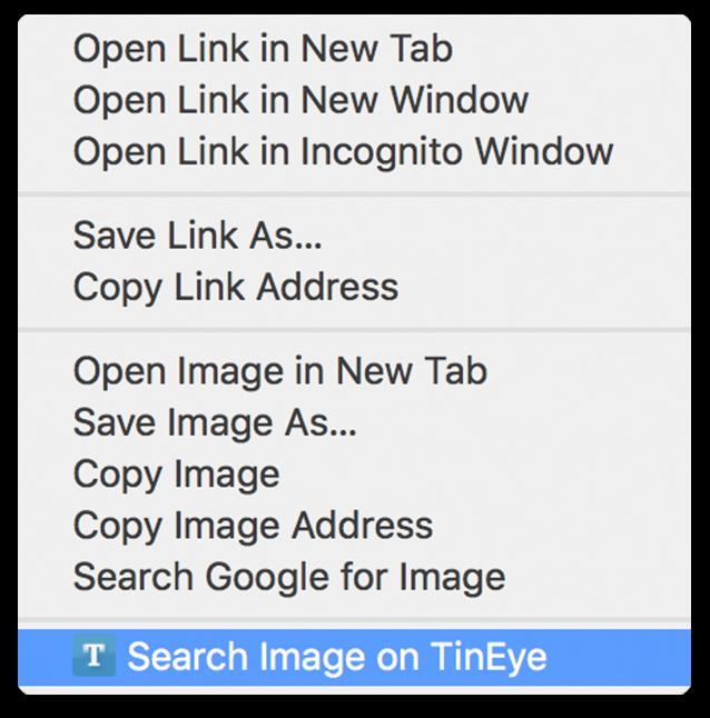 sites like tineye